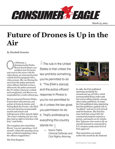 Future of Drones is Up in the Air