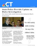State Police Provide Update on Dulos Investigation