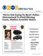 'We're Not Going To Rest:' Police Determined To Find Missing Conn. Mother Jennifer Dulos