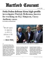 Fotis Dulos defense hires high-profile investigator Patrick McKenna, known for working on O.J. Simpson, Casey Anthony cases