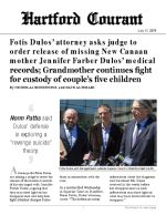 Fotis Dulos' attorney asks judge to order release of missing New Canaan mother Jennifer Farber Dulos' medical records; Grandmother continues fight for custody of couple's five children