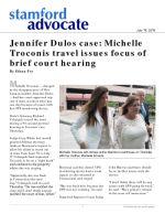 Jennifer Dulos case: Michelle Troconis travel issues focus of brief court hearing