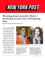 Missing mom Jennifer Dulos' husband accuses her of framing him