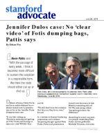 Jennifer Dulos case: No 'clear video' of Fotis dumping bags, Pattis says