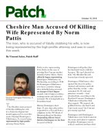 Cheshire Man Accused Of Killing Wife Represented By Norm Pattis