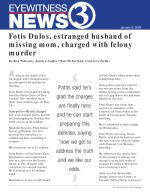 Fotis Dulos, estranged husband of missing mom, charged with felony murder
