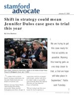 Shift in strategy could mean Jennifer Dulos case goes to trial this year