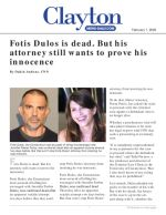 Fotis Dulos is dead. But his attorney still wants to prove his innocence