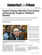 Court Vacates Murder Conviction of Kennedy Nephew Michael Skakel