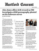 Alex Jones offers $1M reward as FBI investigates child pornography planted on his Infowars server