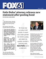 Fotis Dulos' attorney releases new statement after posting bond