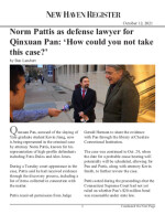 Norm Pattis as defense lawyer for Qinxuan Pan: 'How could you not take this case?'
